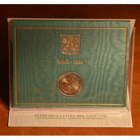 2 Euro Vatikán 2010 - Rok kňazov (BU)