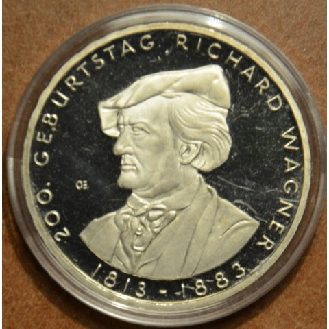"10 Euro Nemecko ""D"" 2013 Richard Wagner (UNC)"