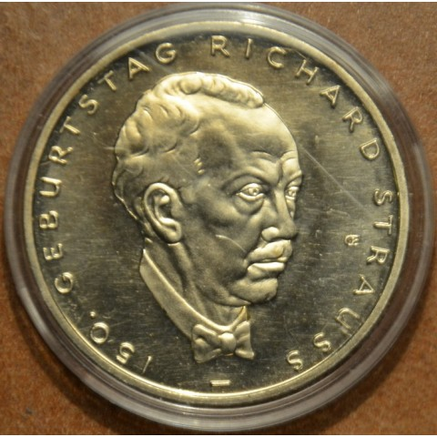 "10 Euro Germany ""D"" 2014 Richard Strauss (UNC)"