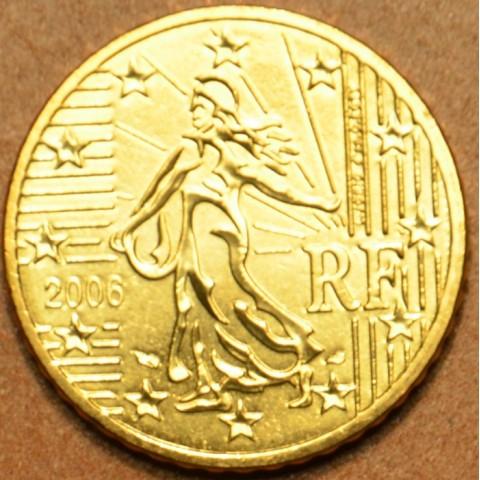 10 cent Francúzsko 2006 (UNC)