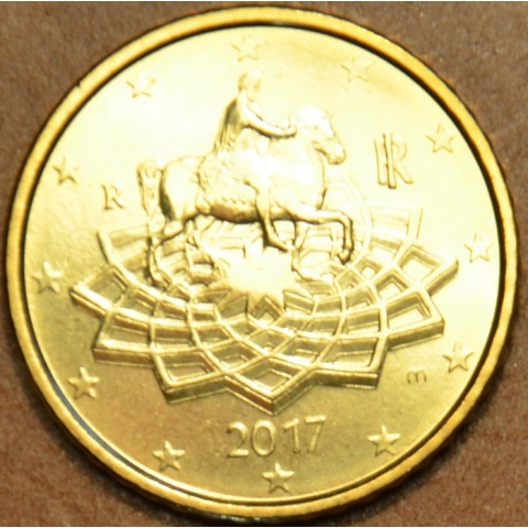 50 cent Italy 2017 (UNC)