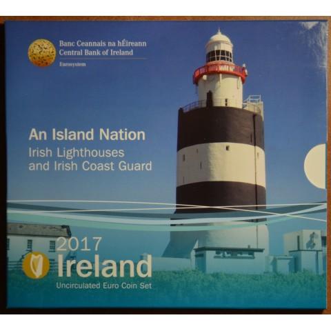 Sada 8 írskych mincí 2017 (BU)