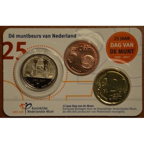 20+5 cent Holandsko 2017 (BU)