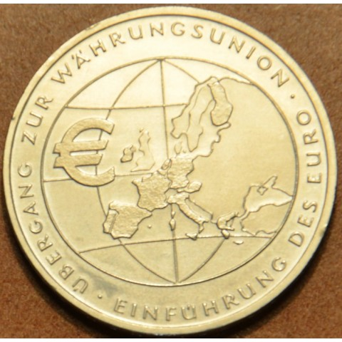 "10 Euro Germany ""F"" 2002 (UNC)"