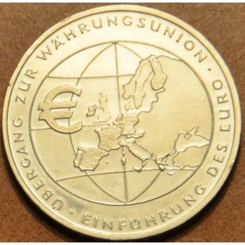 """10 Euro Nemecko """"F"""" 2002 (UNC)"""