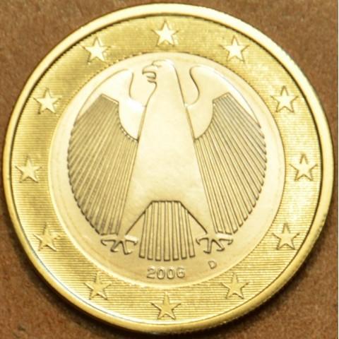"""1 Euro Nemecko """"D"""" 2006 (UNC)"""
