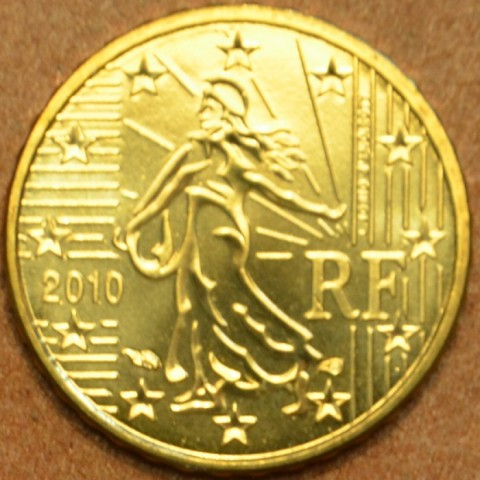 10 cent France 2010 (UNC)