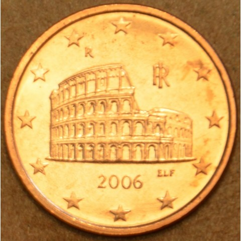 5 cent Italy 2006 (UNC)
