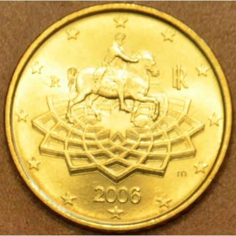50 cent Italy 2006 (UNC)