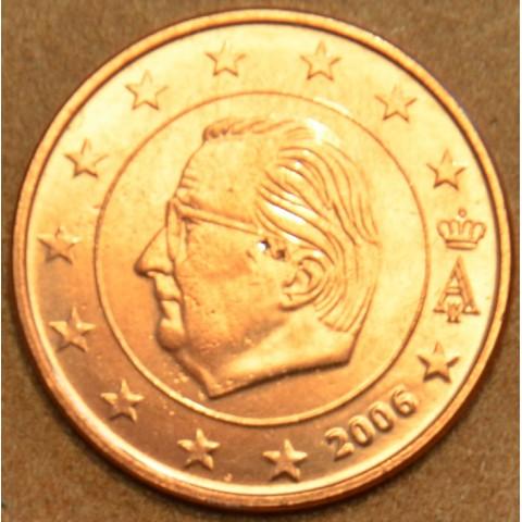 2 cent Belgicko 2006 (UNC)