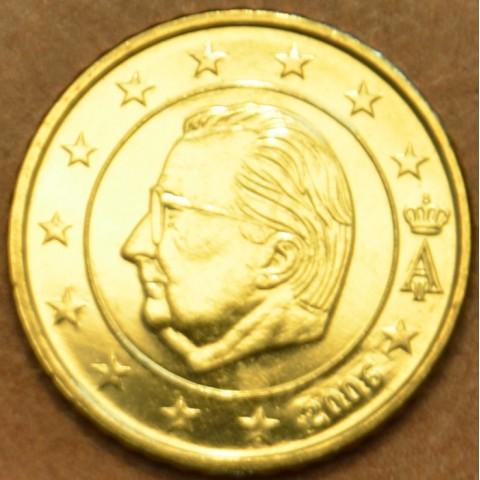 50 cent Belgium 2006 (UNC)