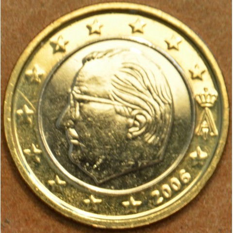 1 Euro Belgicko 2006 (UNC)