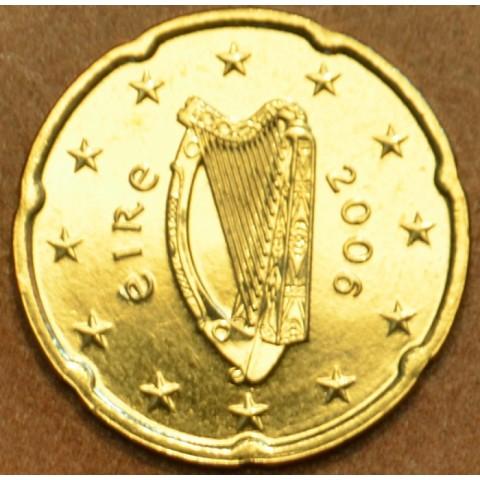 20 cent Írsko 2006 (UNC)