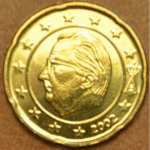 20 cent Belgium 2002 (UNC)