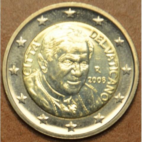 2 Euro Vatican 2008 (BU)