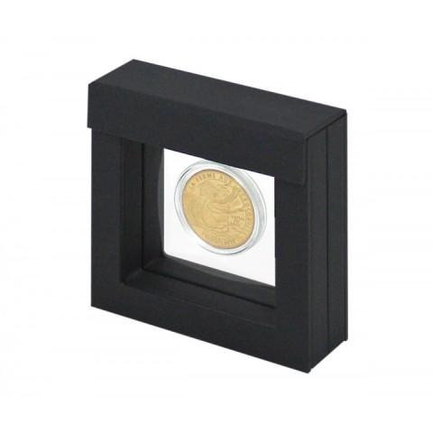 NIMBUS čierna kazeta 70x70x25 mm