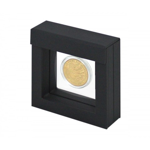 NIMBUS black case 66 x 66 x 24 mm