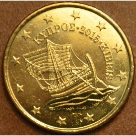 50 cent Cyprus 2015 (UNC)