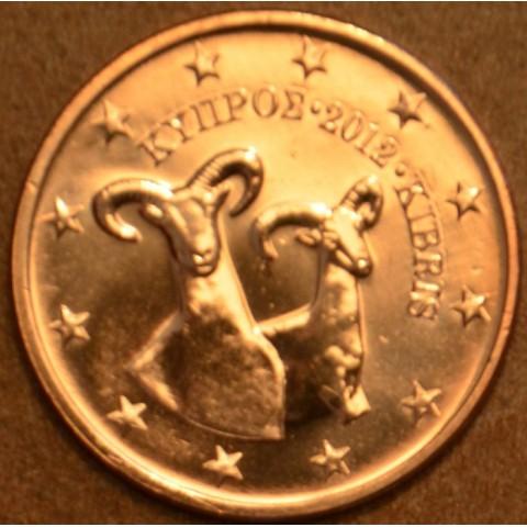 1 cent Cyprus 2012 (UNC)