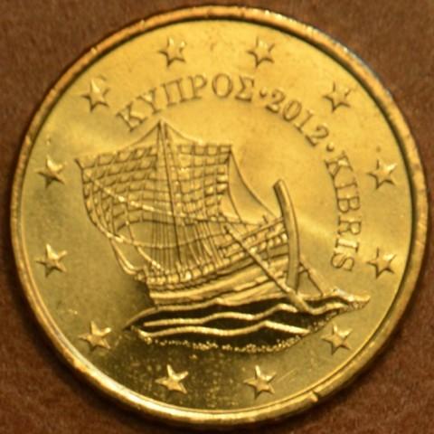 50 cent Cyprus 2012 (UNC)