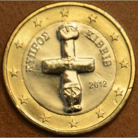 1 Euro Cyprus 2012 (UNC)