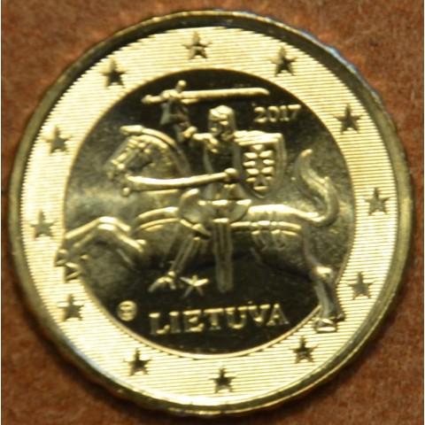 10 cent Litva 2017 (UNC)