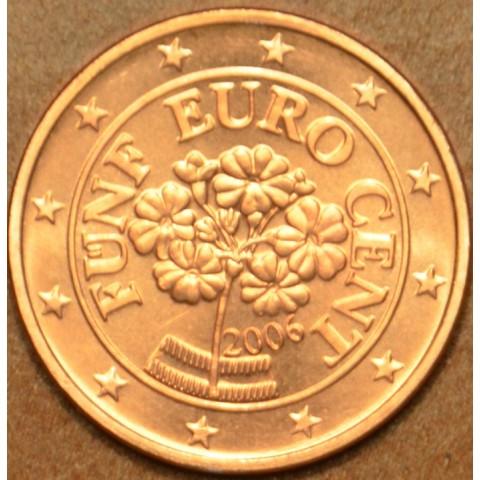 5 cent Austria 2006 (UNC)