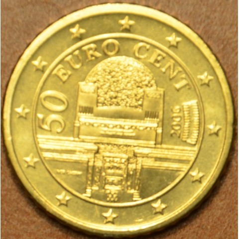 50 cent Rakúsko 2006 (UNC)