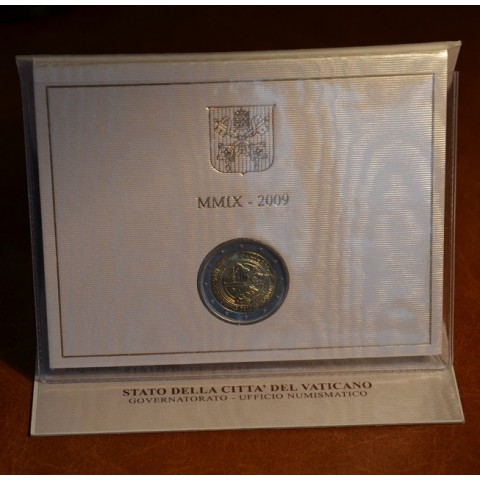 2 Euro Vatican 2009 - International Year of Astronomy (BU)