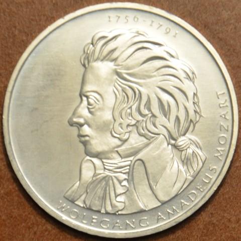 """10 Euro Nemecko """"D"""" 2006 Mozart (UNC)"""