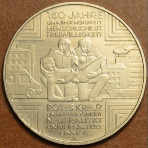 """10 Euro Nemecko """"A"""" 2013 Červený kríž (UNC)"""