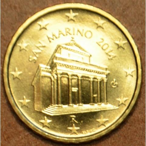 10 cent San Marino 2014 (UNC)
