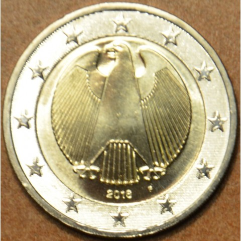 "2 Euro Germany ""F"" 2016 (UNC)"