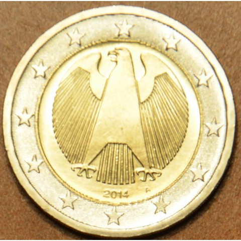 "2 Euro Germany ""A"" 2014 (UNC)"