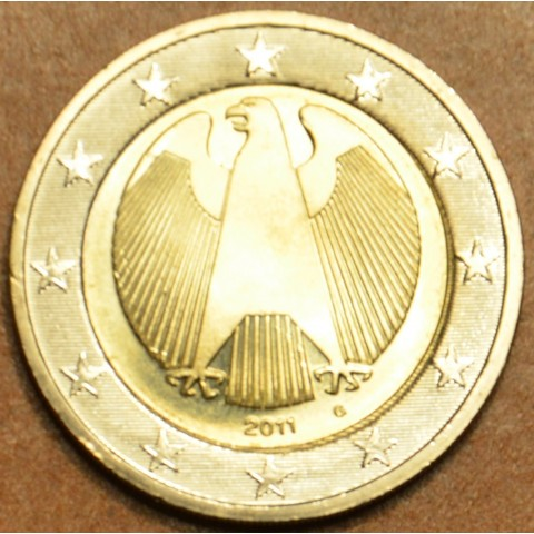 "2 Euro Germany ""G"" 2011 (UNC)"