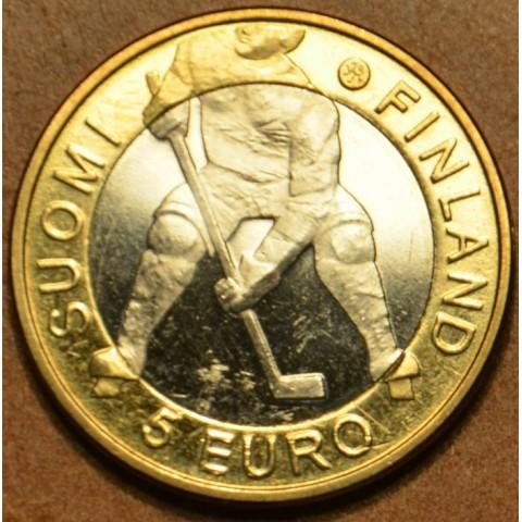 5 Euro Finland 2012 - IIHF Ice hockey (UNC)