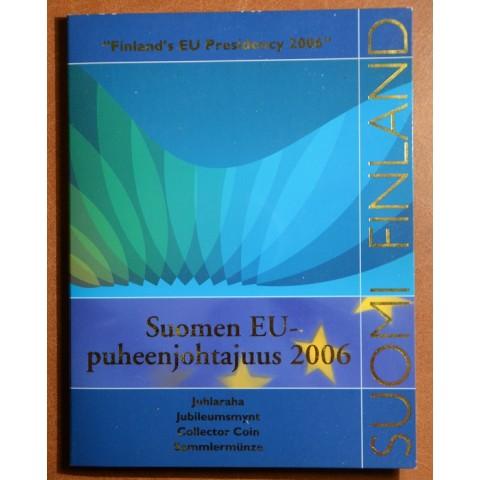 5 Euro Finland 2006 - EU presidency (UNC)
