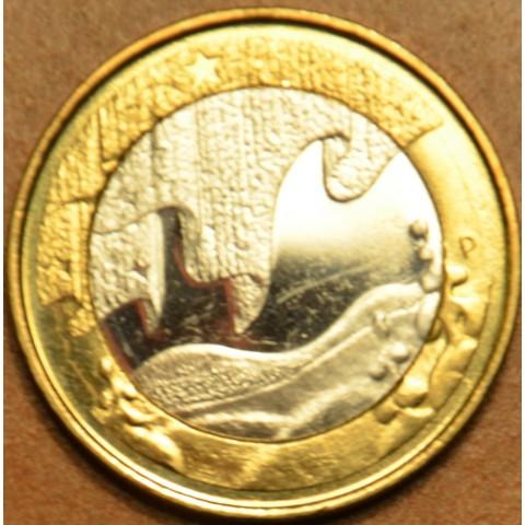 5 Euro Finland 2012 - Winter, polar light (UNC)
