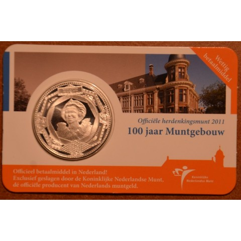 5 Euro Netherlands 2011 - Mint (BU card)