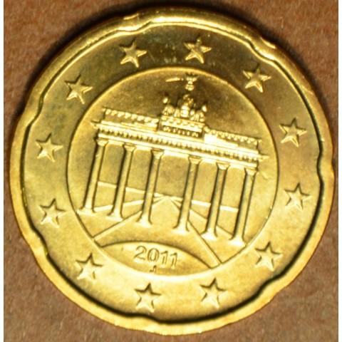 "20 cent Germany ""J"" 2011 (UNC)"