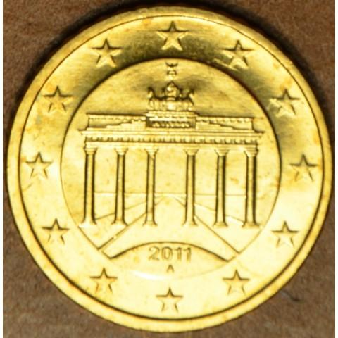 """50 cent Nemecko """"A"""" 2011 (UNC)"""