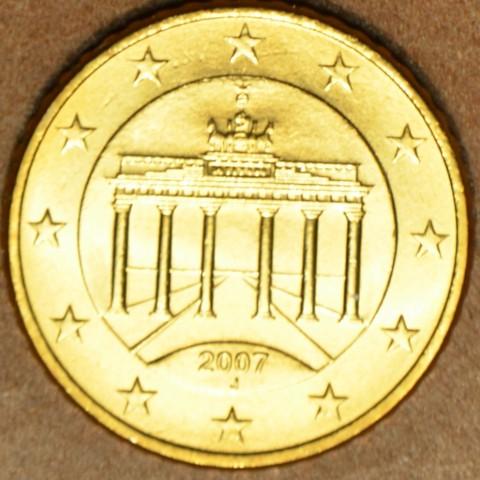"50 cent Germany ""J"" 2007 (UNC)"
