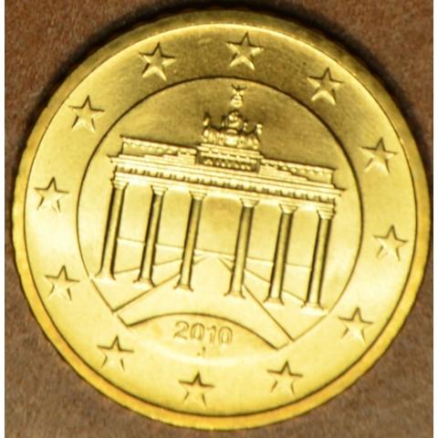 "50 cent Germany ""J"" 2010 (UNC)"
