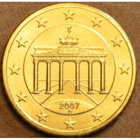 """50 cent Germany """"D"""" 2007 (UNC)"""