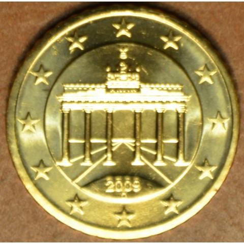 """50 cent Germany """"D"""" 2009 (UNC)"""