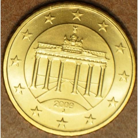 "50 cent Germany ""J"" 2009 (UNC)"