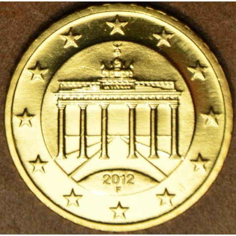 "50 cent Germany ""F"" 2012 (UNC)"