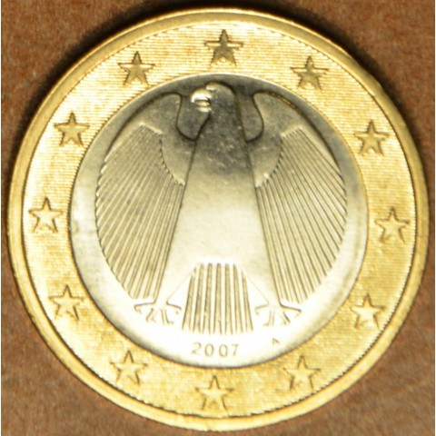 "1 Euro Germany ""A"" 2007 (UNC)"