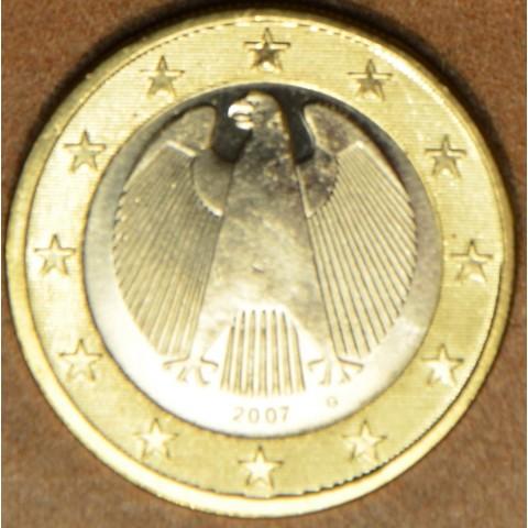 "1 Euro Germany ""G"" 2007 (UNC)"