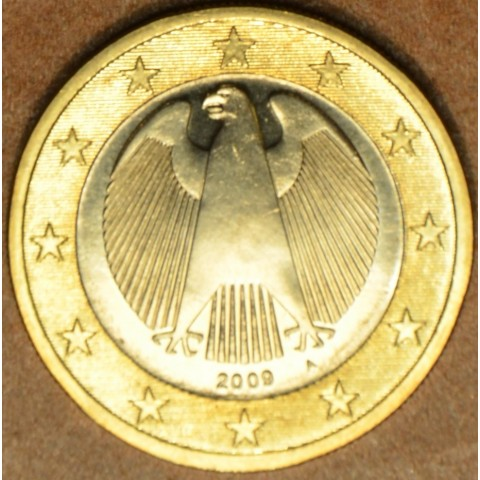 "1 Euro Germany ""A"" 2009 (UNC)"